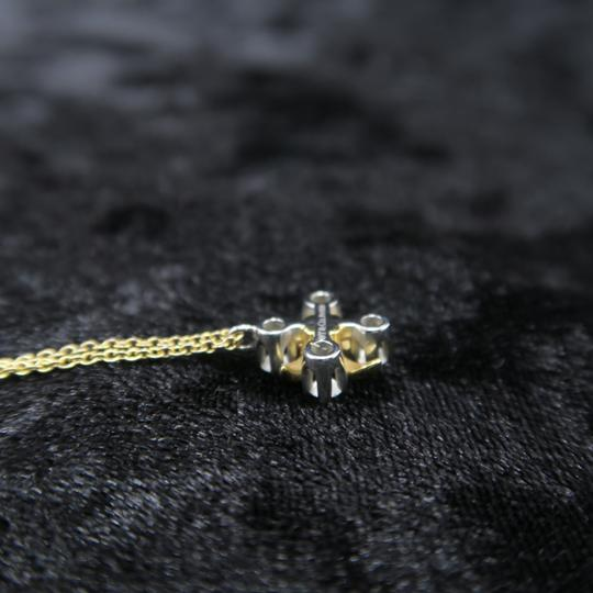 Tiffany & Co. Tiffany & Co. Yellow Gold Diamond Lynn Pendant Necklace Image 7