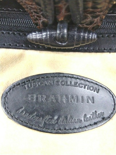 Brahmin Vintage Cross Body Bag Image 11