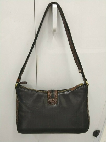 Brahmin Vintage Cross Body Bag Image 2