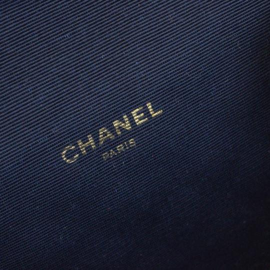 Chanel Made In France Bordeaux Clutch Image 10