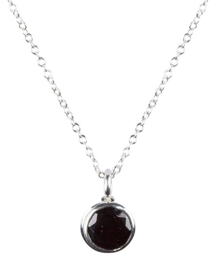 Preload https://img-static.tradesy.com/item/25723128/silver-sterling-faceted-red-garnet-january-astrology-pendant-and-necklac-bracelet-0-1-540-540.jpg