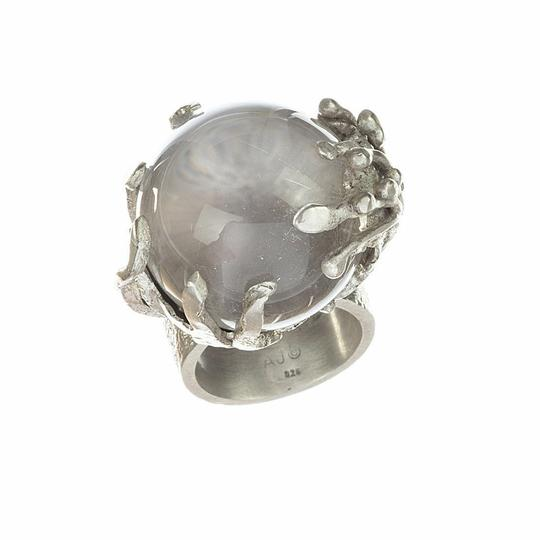 Preload https://img-static.tradesy.com/item/25723138/silver-abstract-pools-of-light-cocktail-ring-0-0-540-540.jpg
