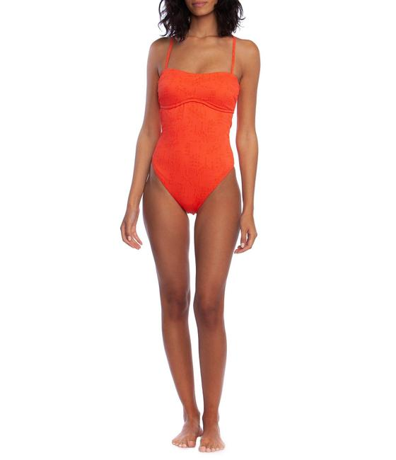 Lucky Brand Lucky Brand Doheny Beach One-Piece Swimsuit Image 1