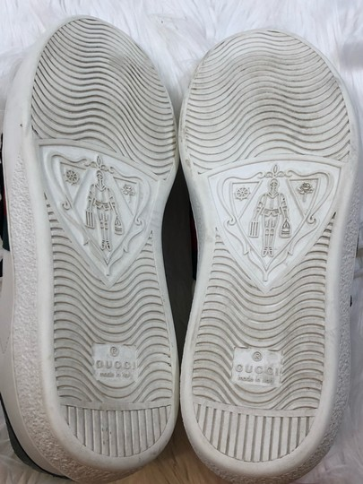 Gucci White Athletic Image 6