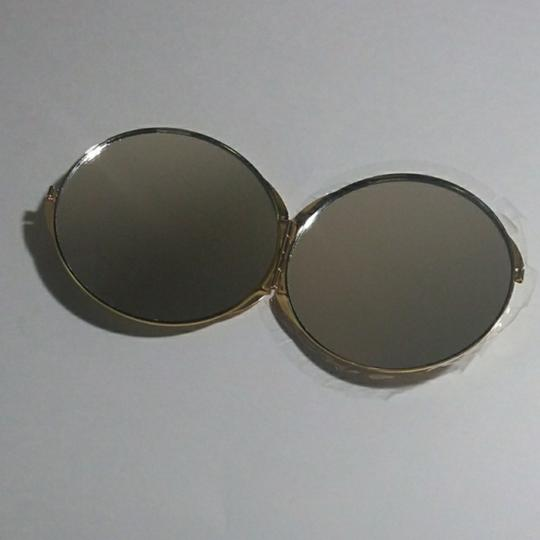kate spade Round Gold Lenox Compact Image 4