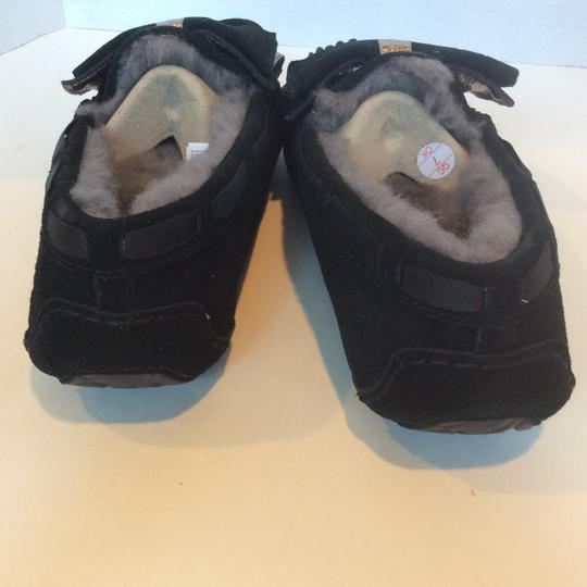 UGG Australia New With Tags Sale Black Flats Image 10