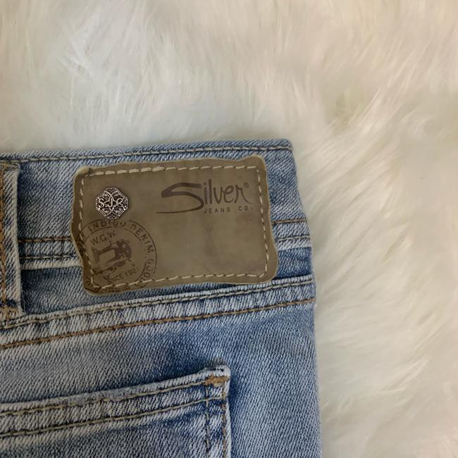 Silver Jeans Co. Denim Shorts-Distressed Image 2