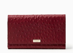 4488779a44b9 Kate Spade Red Wallets - Up to 90% off at Tradesy (Page 2)
