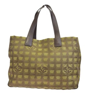 Chanel Made In Italy Tote in Khaki
