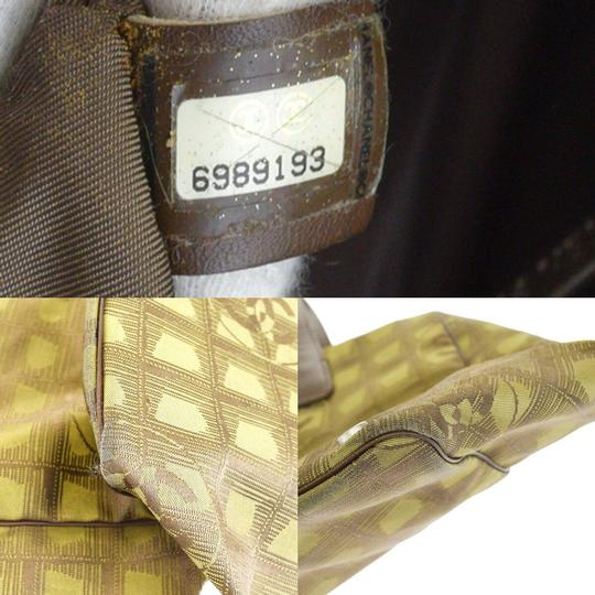 Chanel Made In Italy Tote in Khaki Image 10