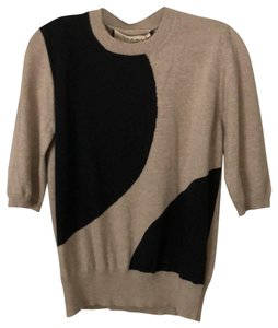 Marni T Shirt beige/taupe with blk