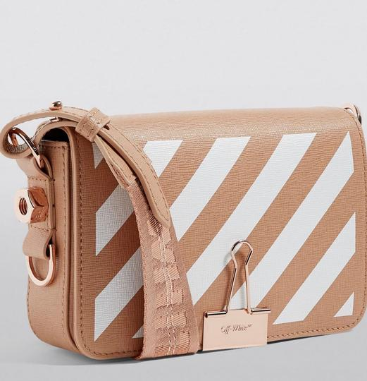 Off-White Cross Body Bag Image 1
