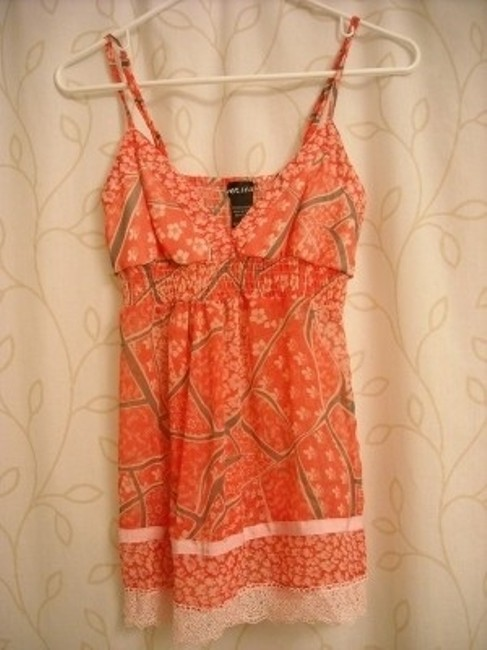 Wet Seal Top Pink