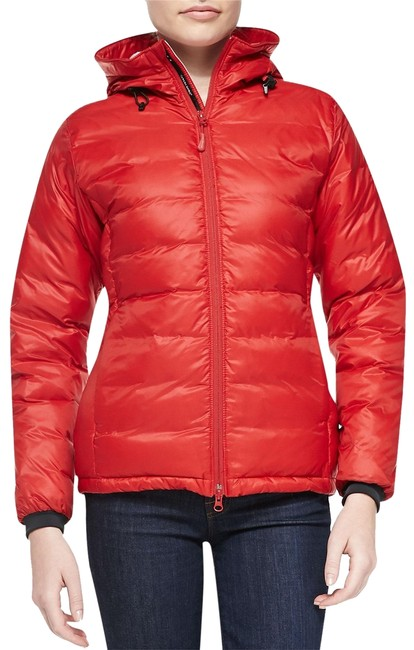 Item - Red Camp Hoodie Hooded Jacket 5055l Coat Size 12 (L)