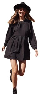 Christy Dawn short dress Black Recycle Sustainable on Tradesy