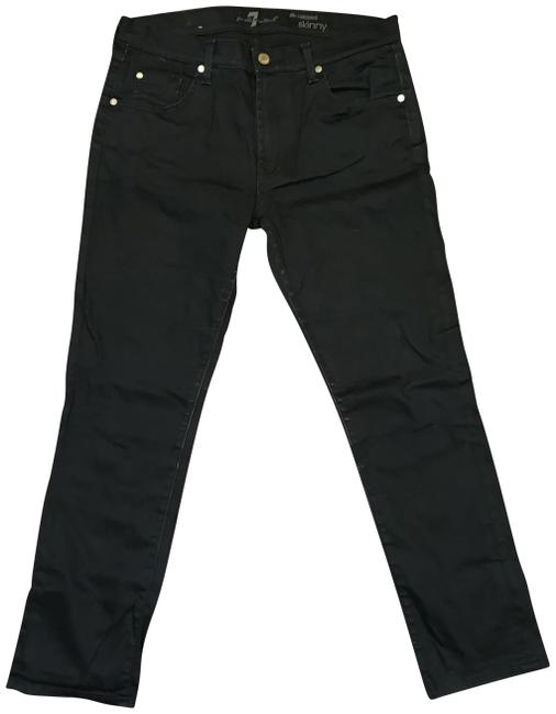 Item - Black The Relaxed Skinny Jeans Size 30 (6, M)