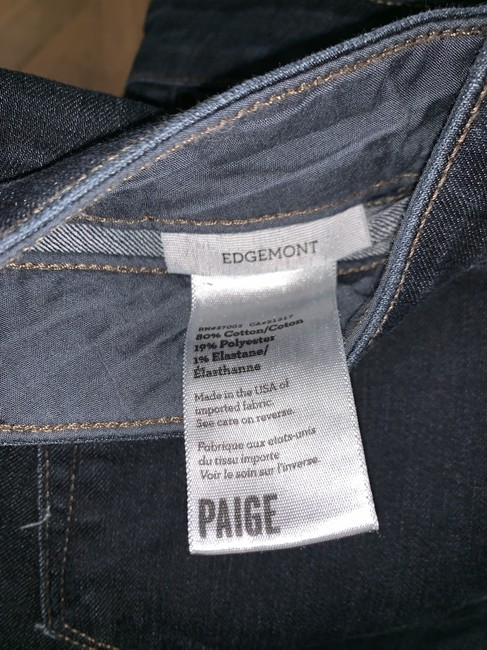 Paige Zippers Skinny Jeans Image 5
