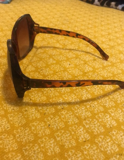 Wet Seal brown glasses from wet seal Image 1