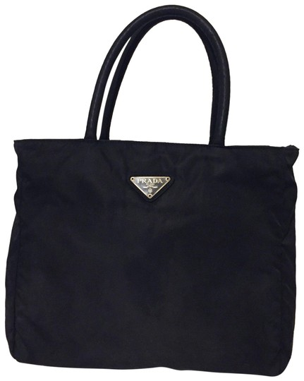 Preload https://img-static.tradesy.com/item/25726386/prada-bag-vintage-tessuto-city-black-nylon-tote-0-1-540-540.jpg