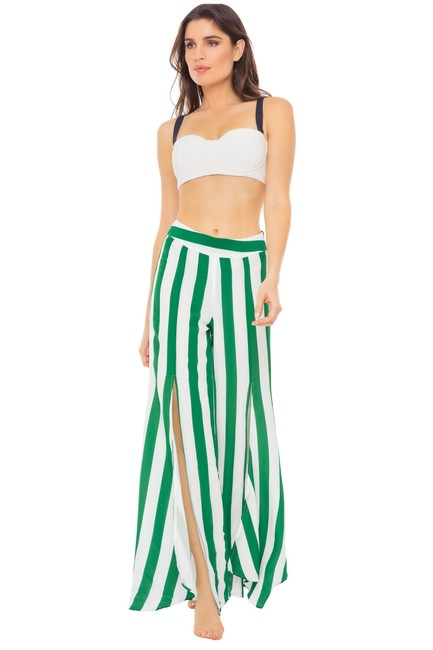 Preload https://img-static.tradesy.com/item/25726432/greenwhite-billard-kelly-sway-pants-cover-upsarong-size-8-m-0-0-650-650.jpg