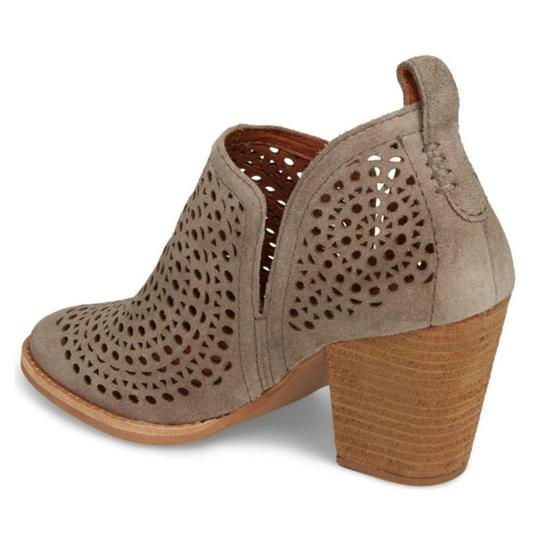 Jeffrey Campbell Taupe Boots Image 1