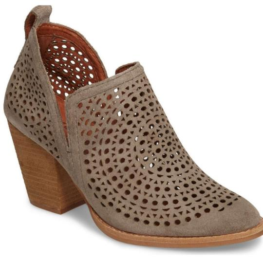 Jeffrey Campbell Taupe Boots Image 2
