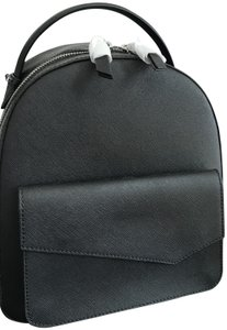 Botkier Saffiano Adjustable New Leather Backpack