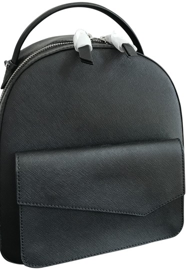 Preload https://img-static.tradesy.com/item/25726513/botkier-cobble-hill-black-saffiano-leather-backpack-0-1-540-540.jpg