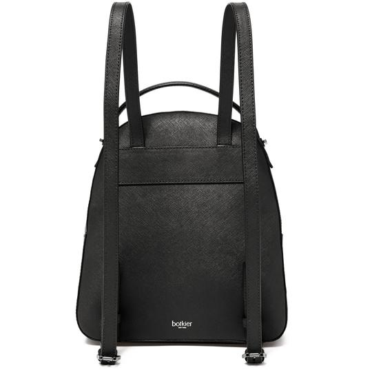Botkier Saffiano Adjustable New Leather Backpack Image 6