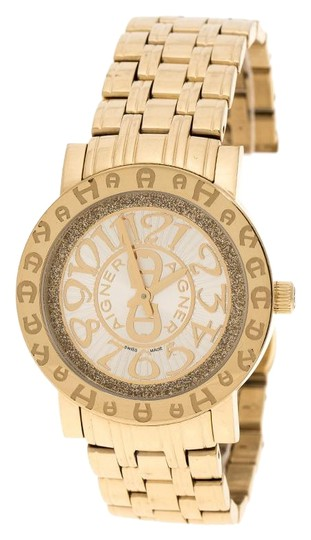 Preload https://img-static.tradesy.com/item/25726542/etienne-aigner-cream-champagne-gold-plated-stainless-steel-a26337-women-s-wristwatch-36mm-watch-0-1-540-540.jpg