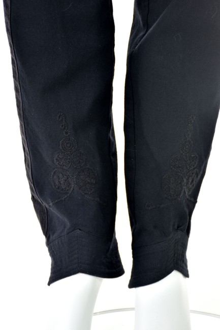 Dries van Noten Skinny Pants Black Image 1