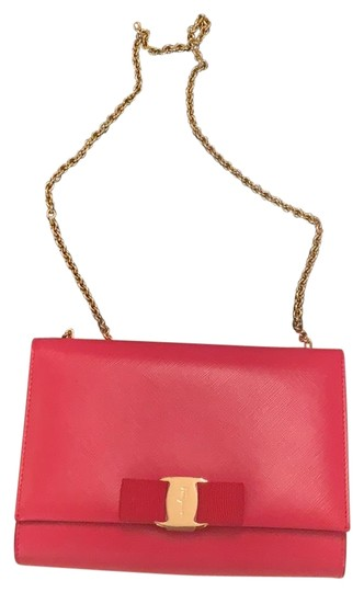 Preload https://img-static.tradesy.com/item/25726566/salvatore-ferragamo-mini-miss-vara-pink-leather-cross-body-bag-0-1-540-540.jpg