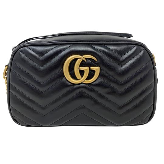 Gucci Marmont Small Marmont Shoulder Bag Image 3