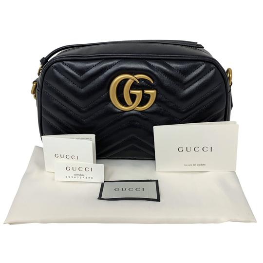 Gucci Marmont Small Marmont Shoulder Bag Image 9