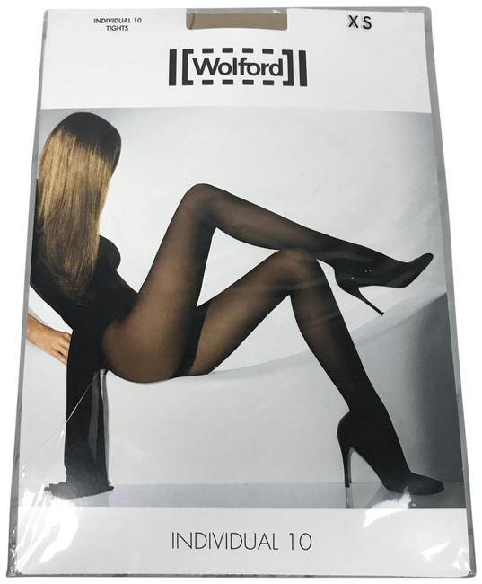 Item - Cosmetic Individual 10 Light Support Panyhose Xsmall Hosiery