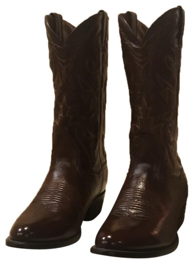 Preload https://img-static.tradesy.com/item/25726673/dan-post-boots-brown-leather-style-2111-cow-boy-bootsbooties-size-us-9-extra-wide-ww-ee-0-1-540-540.jpg