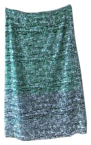 Tracy Reese Skirt green