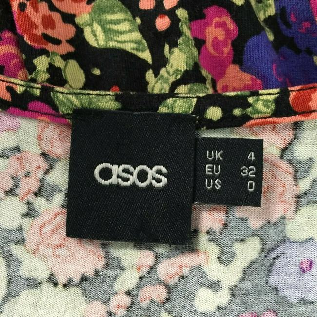 ASOS short dress Multicolor Floral Sleeveless on Tradesy Image 10