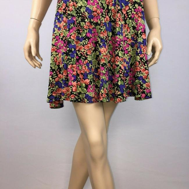 ASOS short dress Multicolor Floral Sleeveless on Tradesy Image 2