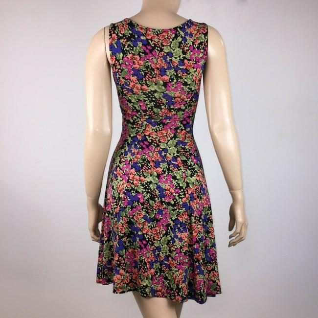 ASOS short dress Multicolor Floral Sleeveless on Tradesy Image 4