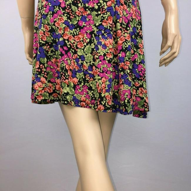 ASOS short dress Multicolor Floral Sleeveless on Tradesy Image 5