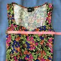 ASOS short dress Multicolor Floral Sleeveless on Tradesy Image 8