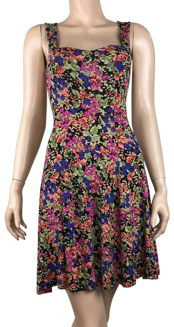 ASOS short dress Multicolor Floral Sleeveless on Tradesy Image 0