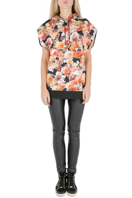 Givenchy Floral Cotton Polyester Viscose Sweatshirt Image 0
