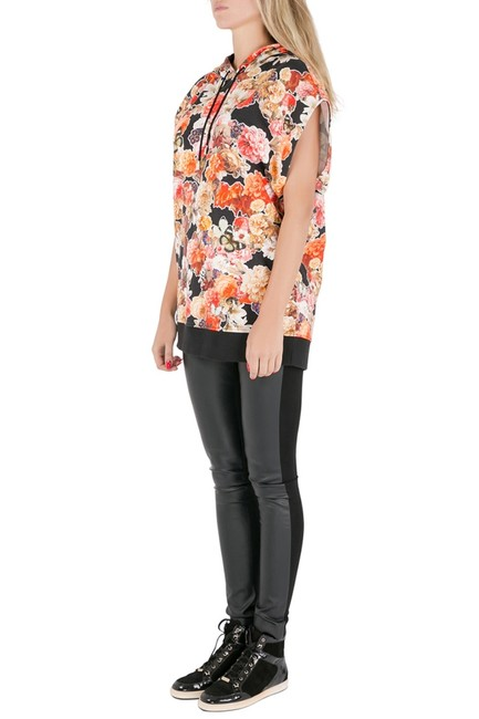 Givenchy Floral Cotton Polyester Viscose Sweatshirt Image 2