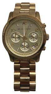 Michael Kors Chronograph Bracelet Watch