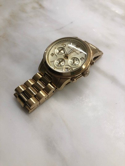 Michael Kors Chronograph Bracelet Watch Image 1