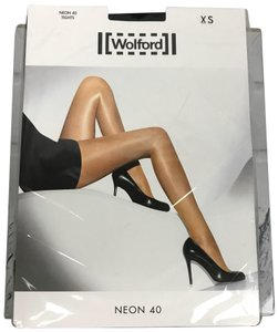 Wolford Neon 40 Light Support Tights XS