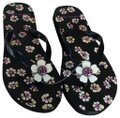Tory Burch Black-multi Sandals