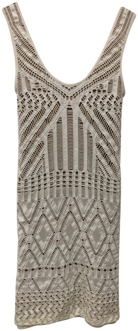Preload https://img-static.tradesy.com/item/25727081/bebe-white-and-nude-mid-length-night-out-dress-size-8-m-0-1-650-650.jpg